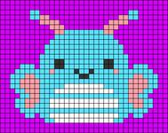 Alpha pattern #91435 variation #165566