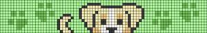 Alpha pattern #52628 variation #165633
