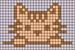 Alpha pattern #85181 variation #165642