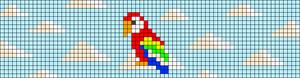 Alpha pattern #91187 variation #165646
