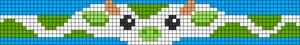 Alpha pattern #89703 variation #165651