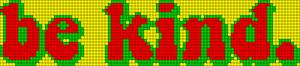 Alpha pattern #31422 variation #165652