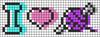 Alpha pattern #91428 variation #165705