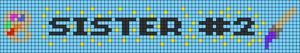 Alpha pattern #85199 variation #165737
