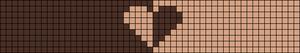 Alpha pattern #13137 variation #165796