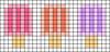 Alpha pattern #91389 variation #165878