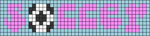 Alpha pattern #60090 variation #165897