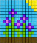 Alpha pattern #56599 variation #165916