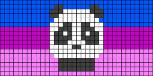 Alpha pattern #90911 variation #165930