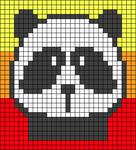 Alpha pattern #90910 variation #165931