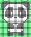 Alpha pattern #89465 variation #165949