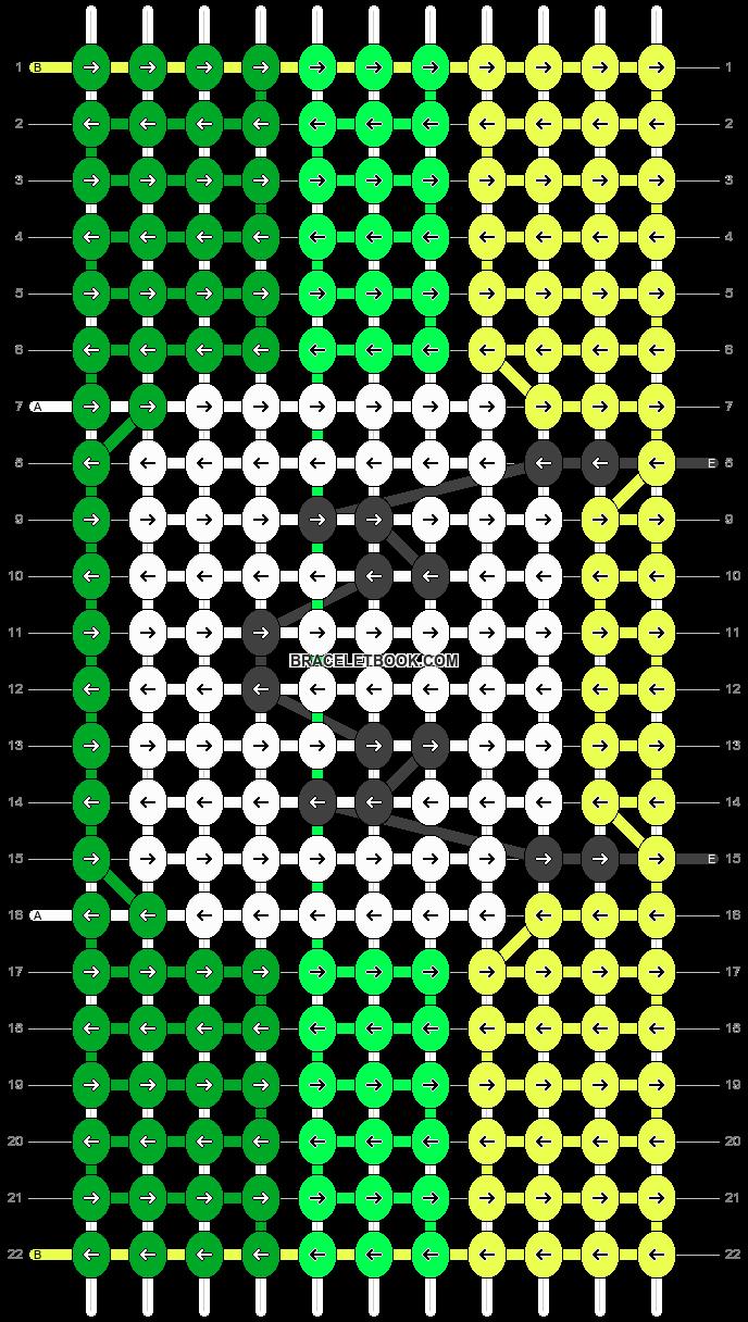 Alpha pattern #90924 variation #165952 pattern