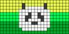 Alpha pattern #90924 variation #165952
