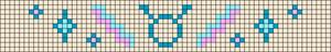 Alpha pattern #39119 variation #166010