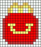 Alpha pattern #90489 variation #166085