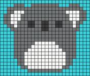 Alpha pattern #91667 variation #166147