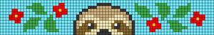 Alpha pattern #90935 variation #166177