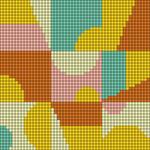 Alpha pattern #91307 variation #166196
