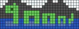 Alpha pattern #71616 variation #166197
