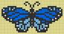 Alpha pattern #43498 variation #166212