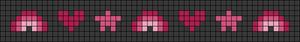 Alpha pattern #48856 variation #166265