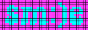 Alpha pattern #60503 variation #166281