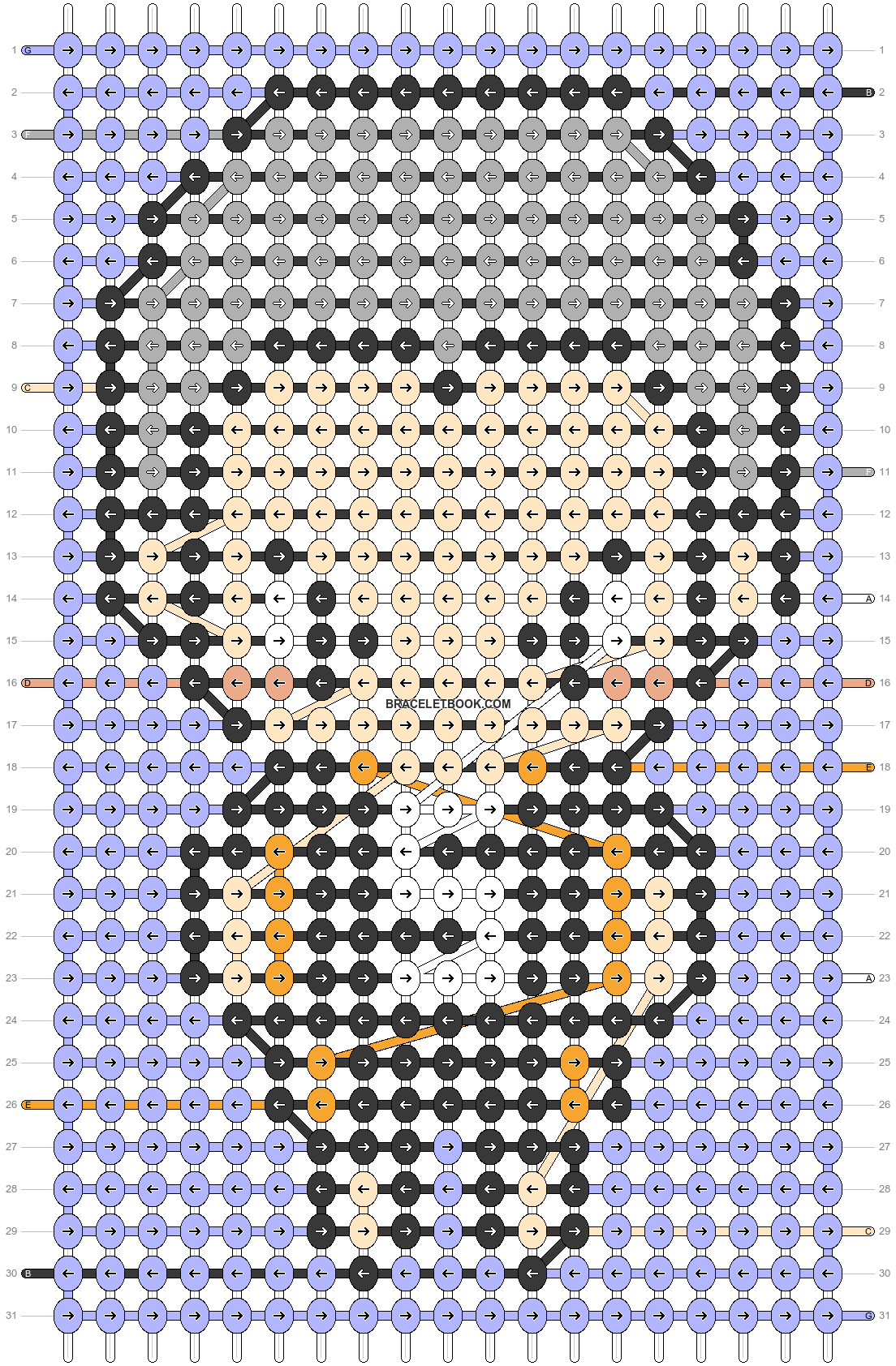 Alpha pattern #88023 variation #166288 pattern