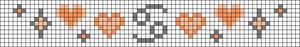 Alpha pattern #39035 variation #166366