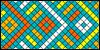 Normal pattern #59759 variation #166416