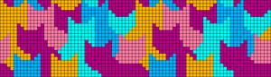 Alpha pattern #24045 variation #166423
