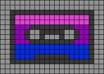 Alpha pattern #91838 variation #166488
