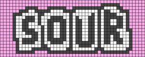 Alpha pattern #91849 variation #166501