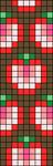 Alpha pattern #80133 variation #166514