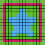 Alpha pattern #89987 variation #166536