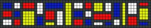 Alpha pattern #8366 variation #166626