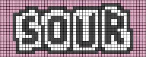 Alpha pattern #91849 variation #166686