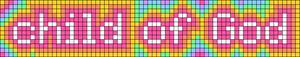 Alpha pattern #91721 variation #166704