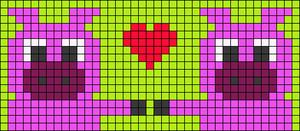Alpha pattern #91948 variation #166707