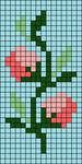 Alpha pattern #79426 variation #166768
