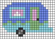 Alpha pattern #45868 variation #166792