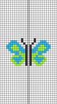 Alpha pattern #82693 variation #166817