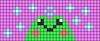 Alpha pattern #91223 variation #166834