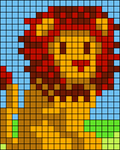 Alpha pattern #91836 variation #166837