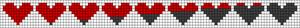 Alpha pattern #21594 variation #166852