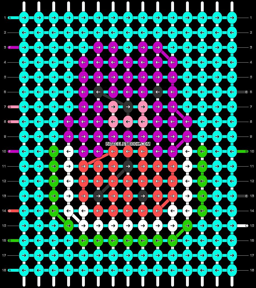Alpha pattern #48294 variation #166854 pattern