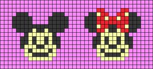 Alpha pattern #19029 variation #166894