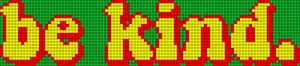 Alpha pattern #31422 variation #166899