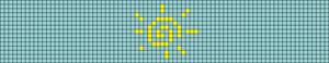 Alpha pattern #92017 variation #166940