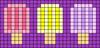 Alpha pattern #91389 variation #166959