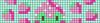 Alpha pattern #91701 variation #167002
